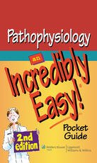 Pathophysiology: An Incredibly Easy! Pocket Guide