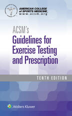 ACSM's Resources for the Personal Trainer 5e plus Guidelines 10E Paperback Package