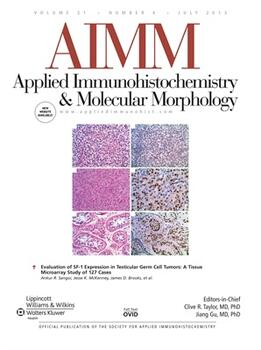 Applied Immunohistochemistry & Molecular Morphology
