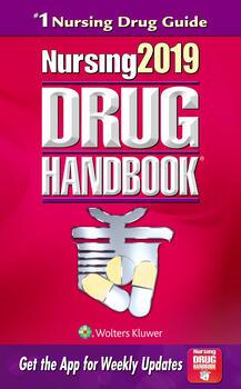 Nursing2019 drug handbook fandeluxe Gallery
