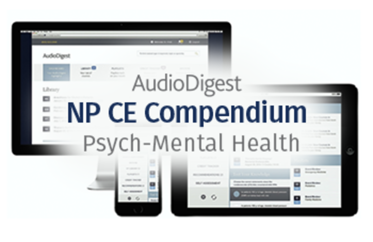 Nurse Practioner CE Compendium: Psych-Mental Health