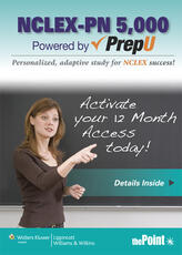 NCLEX-PN 5,000 Powered by PrepU