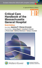 Critical Care Handbook of the Massachusetts General Hospital
