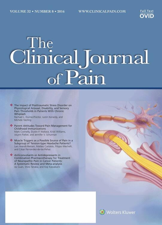 Clinical Journal of Pain