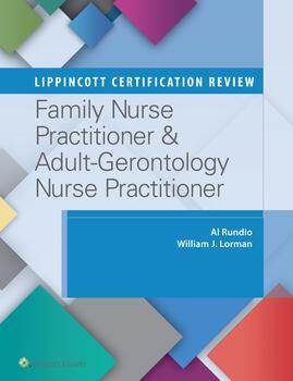 Lippincott certification review family nurse practitioner lippincott certification review family nurse practitioner adult gerontology nurse practitioner malvernweather Choice Image
