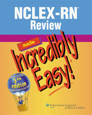VitalSource e-Book for NCLEX-RN Review Made Incredibly Easy!