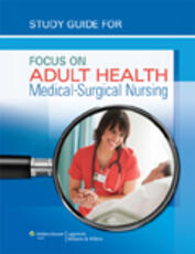 VitalSource e-Book for Study Guide for Focus on Adult Health