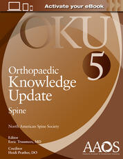 Orthopaedic Knowledge Update: Spine 5: Print + Ebook with Multimedia