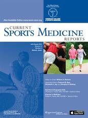 Current Sports Medicine Reports - Online Only