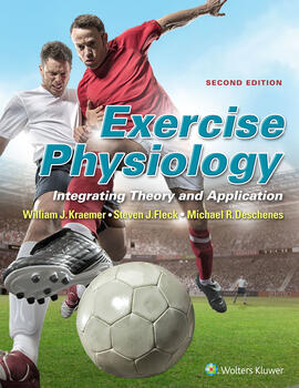 Kraemer Exercise Physiology and PrepU package