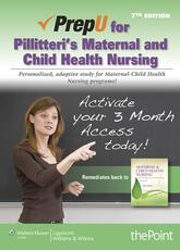 PrepU for Pillitteri's Maternal and Child Health Nursing