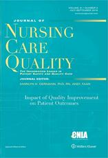 Journal of Nursing Care Quality Online