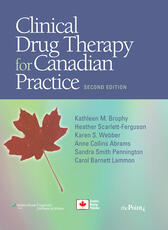 VitalSource e-Book for Clinical Drug Therapy for Canadian Practice