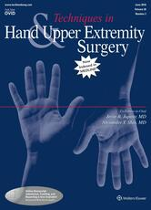 Techniques in Hand & Upper Extremity Surgery Online