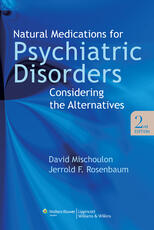Natural Medications for Psychiatric Disorders