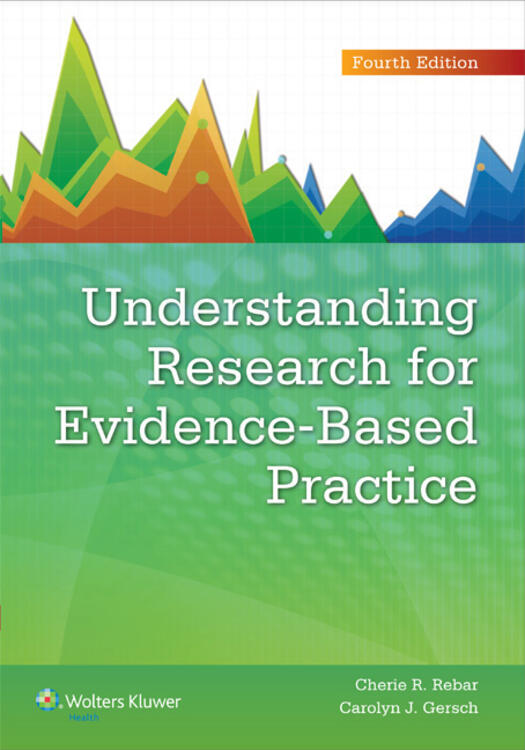 understanding research and evidence based practice