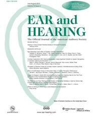 Ear and Hearing