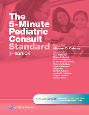 5-Minute Pediatric Consult Standard Edition
