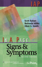 In A Page Signs & Symptoms