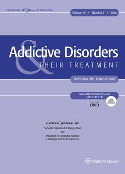 Addictive Disorders & Their Treatment Online