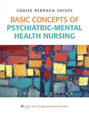 VitalSource e-Book for Basic Concepts of Psychiatric-Mental Health Nursing