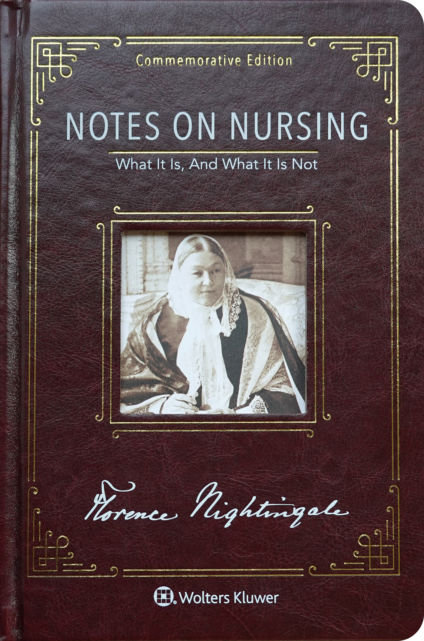Notes on Nursing Summary & Study Guide Description