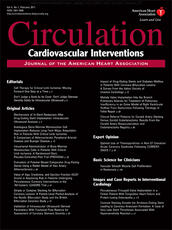 Circulation: Cardiovascular Interventions Online