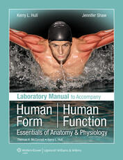 VitalSource e-Book for Laboratory Manual to Accompany Human Form, Human Function