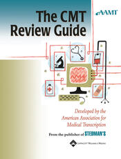VitalSource e-Book for The CMT Review Guide