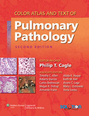 Medicine lww official store wolters kluwer wolters kluwer book color atlas and text of pulmonary pathology fandeluxe Image collections