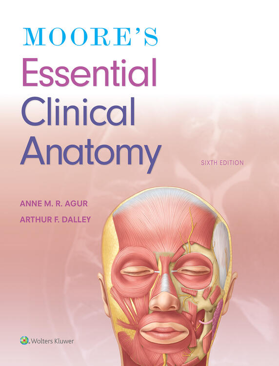 Moore\'s Essential Clinical Anatomy