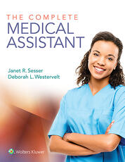 Medical assisting wolters kluwer prepack sesser complete medical assisting book and workbook package fandeluxe Gallery