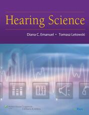 VitalSource e-Book for Hearing Science