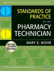 VitalSource e-Book for Standards of Practice for the Pharmacy Technician