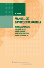 VitalSource e-Book for Manual de Gastroenterologia