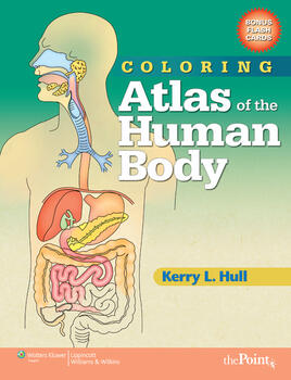 Coloring atlas of the human body fandeluxe Choice Image