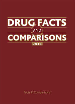 Drug Facts and Comparisons 2017