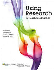 Using Research in Healthcare Practice, Australia and New Zealand Edition