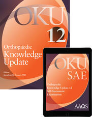 Orthopaedic Knowledge Update 12 Print and SAE Package