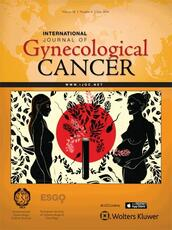 International Journal of Gynecological Cancer - Online Only