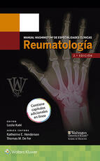 Manual Washington de especialidades clínicas. Reumatología
