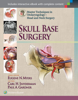 Master techniques in otolaryngology head and master techniques in otolaryngology head and neck surgery skull base surgery fandeluxe Image collections