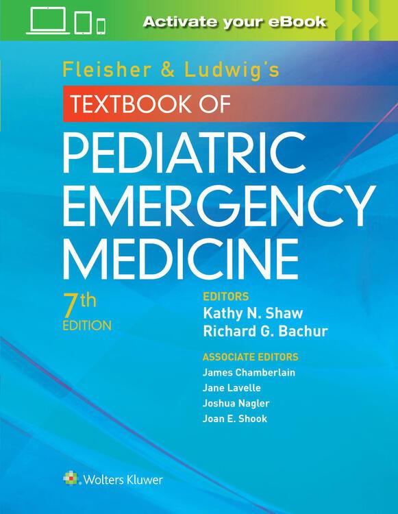 Fleisher Ludwig S Textbook Of Pediatric Emergency
