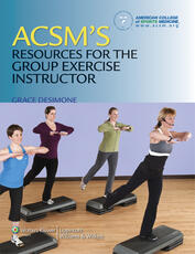 VitalSource e-Book for ACSM's Resources for the Group Exercise Instructor