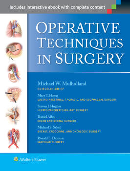 Operative techniques in surgery 2 volume set fandeluxe Image collections