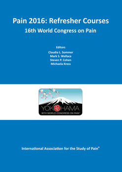 Pain 2016 Refresher Courses: 16th World Congress on Pain