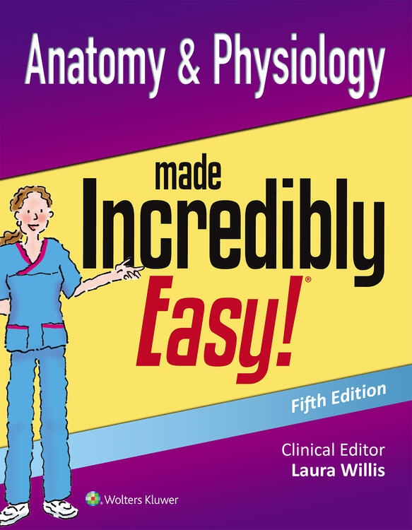 Anatomy & Physiology Made Incredibly Easy