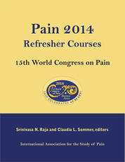 Pain 2014 Refresher Courses: 15th World Congress on Pain