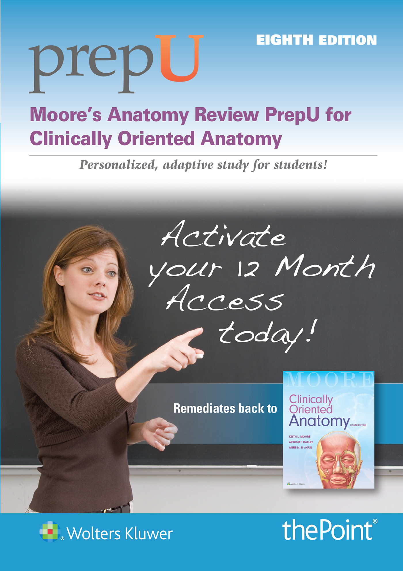 Moores Clinically Oriented Anatomy Ebook