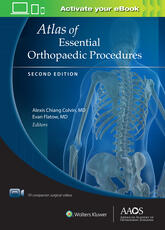 Atlas of Essential Orthopaedic Procedures, Second Edition: Print + Ebook with Multimedia